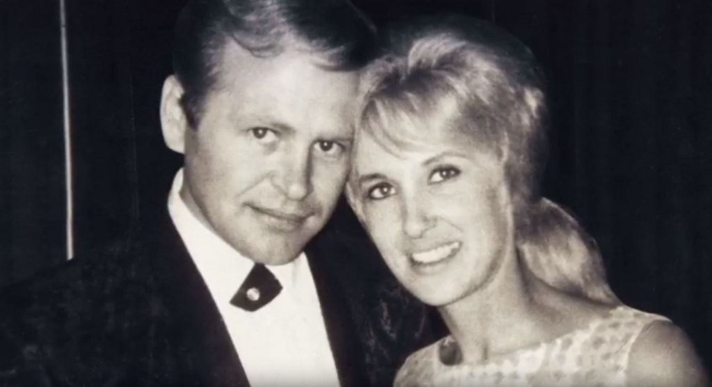 Don Chapel and Tammy Wynette