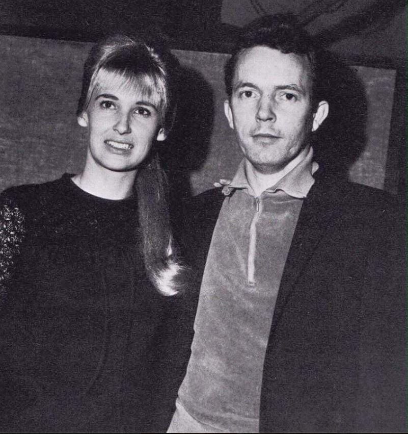 Tammy Wynette with Billy Sherrill